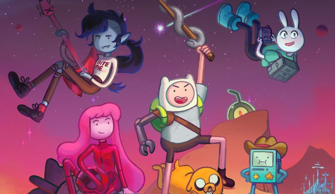 hbo max Adventure Time Specials