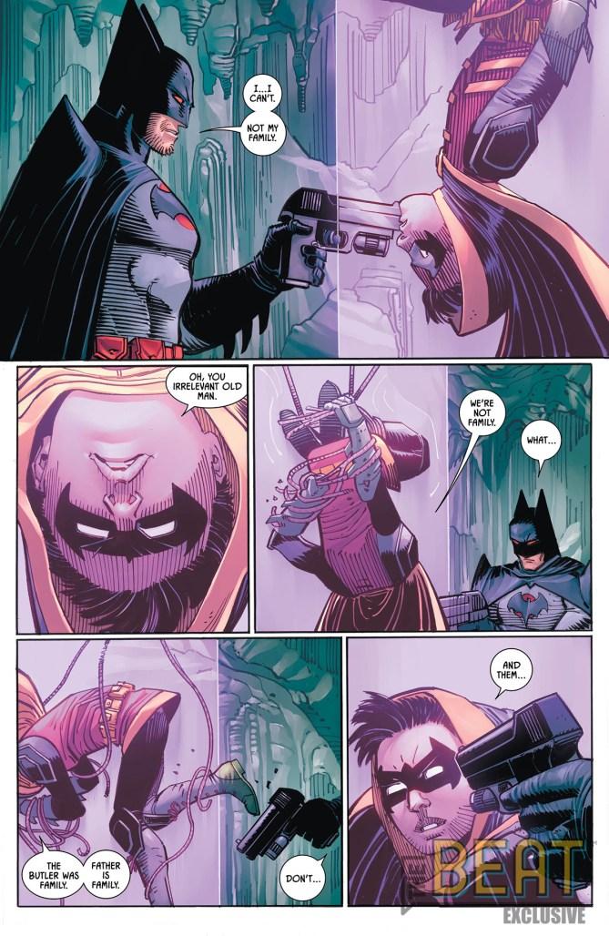 Batman #81 Preview Interior