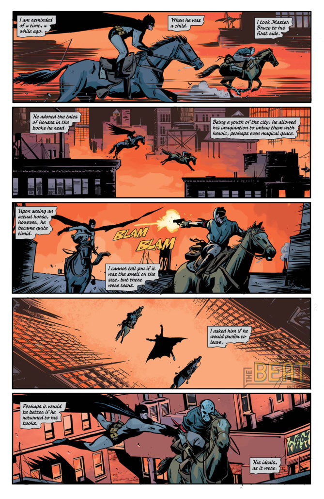 Batman Annual #4 Pg 3