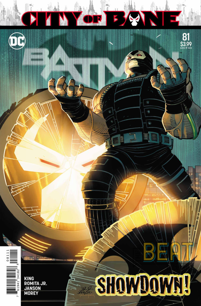 Batman #81 Preview