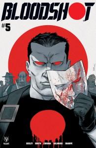 Valiant January 2020 solicits: Bloodshot #5