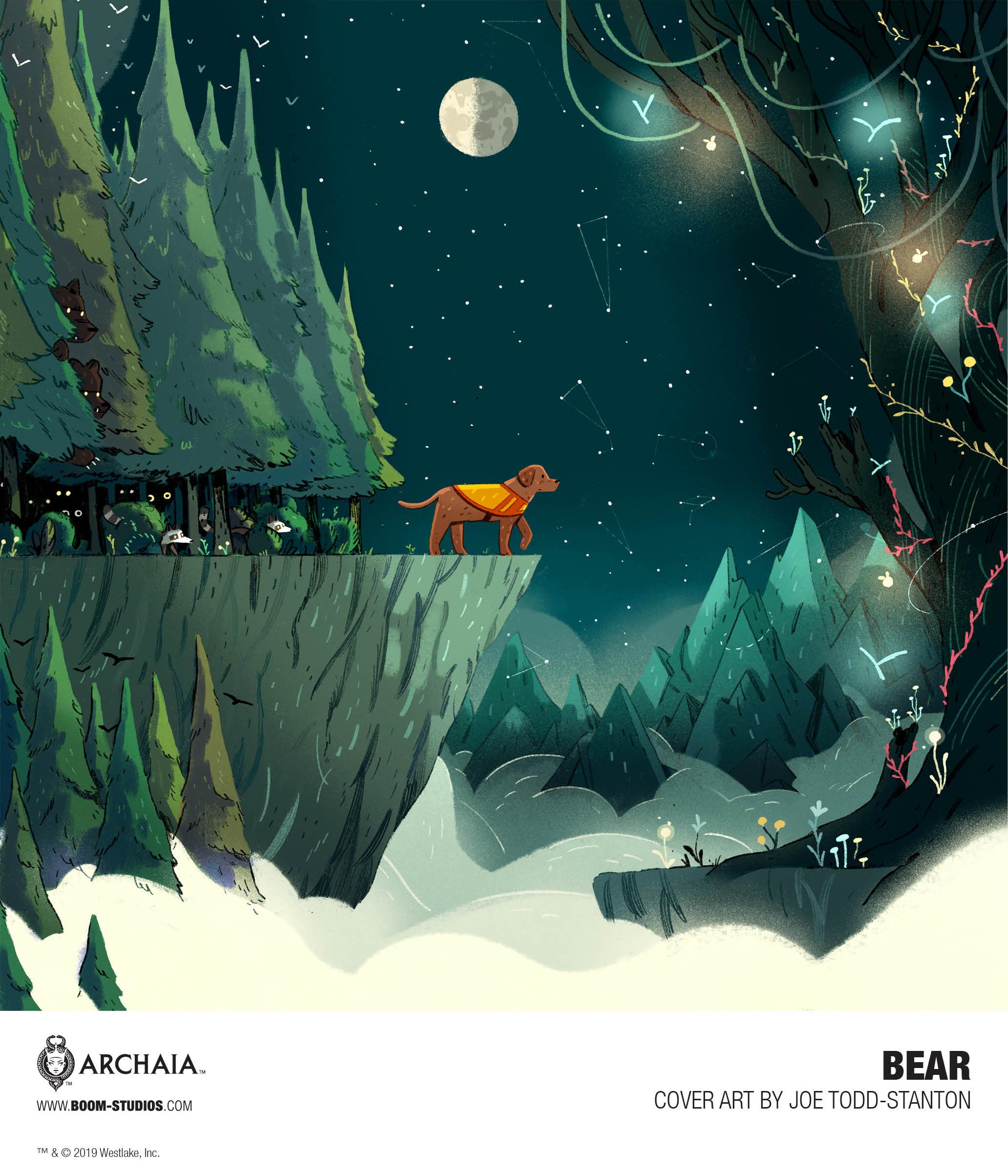 Bear OGN Cover