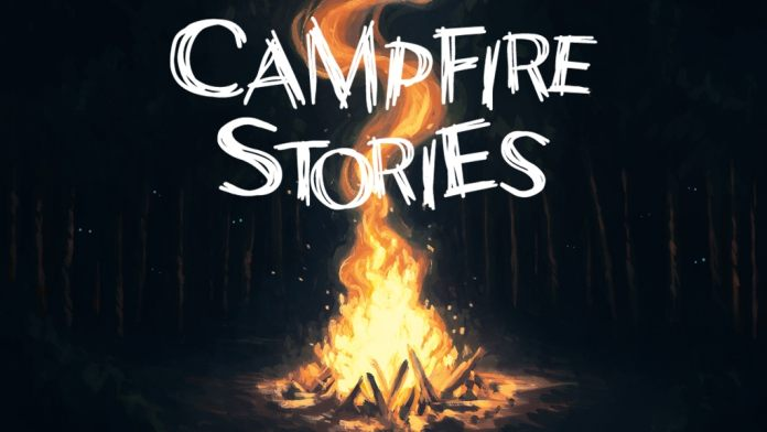 Campfire Stories - A horror comics anthology