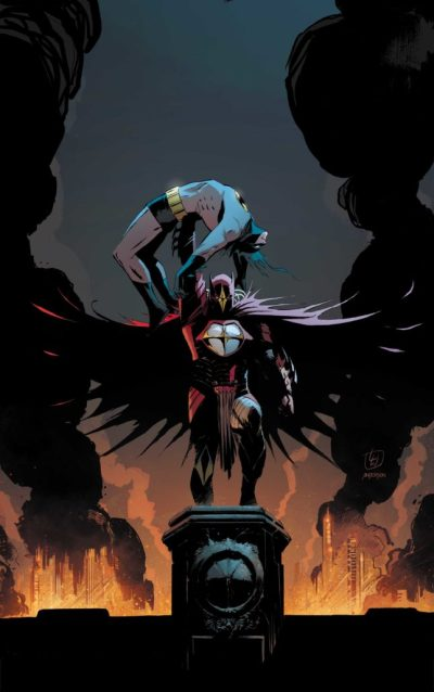 Dark Tales Knightfall cover