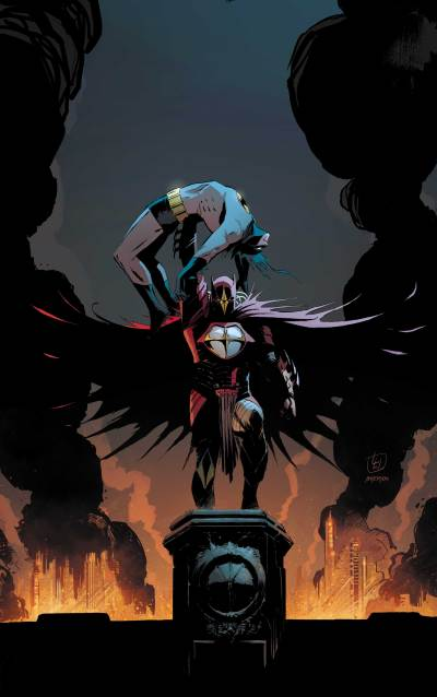 Dark Tales Knightfall cover