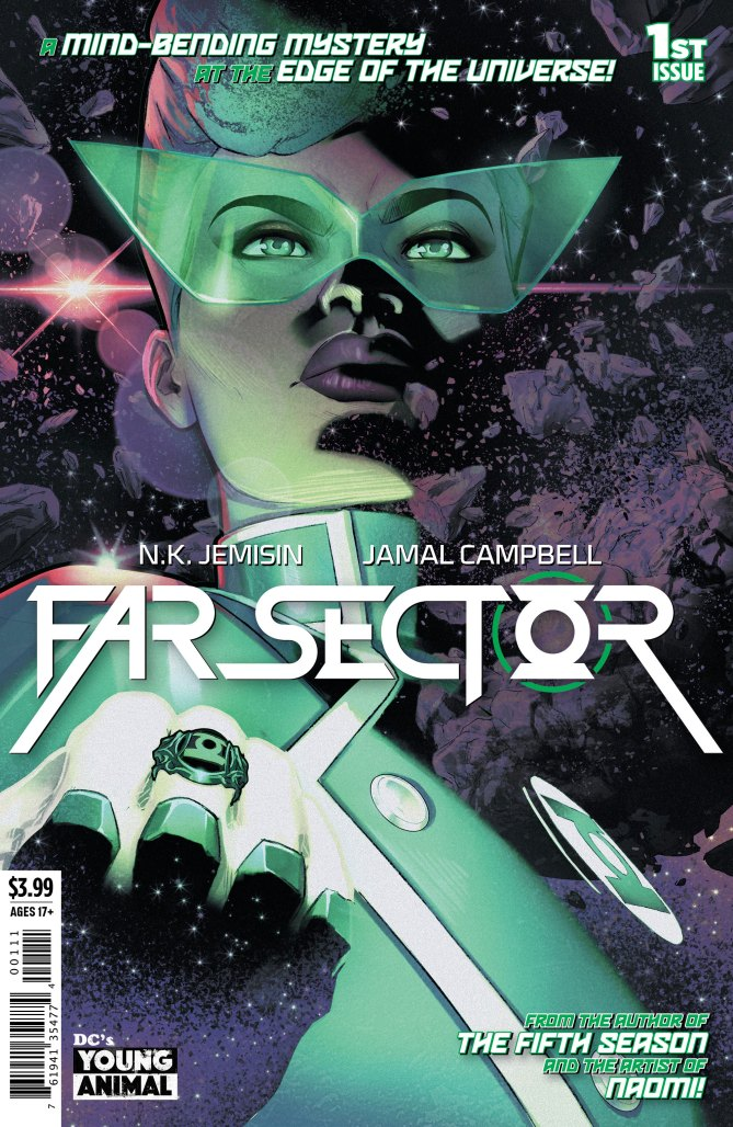 Far Sector #1 Cover