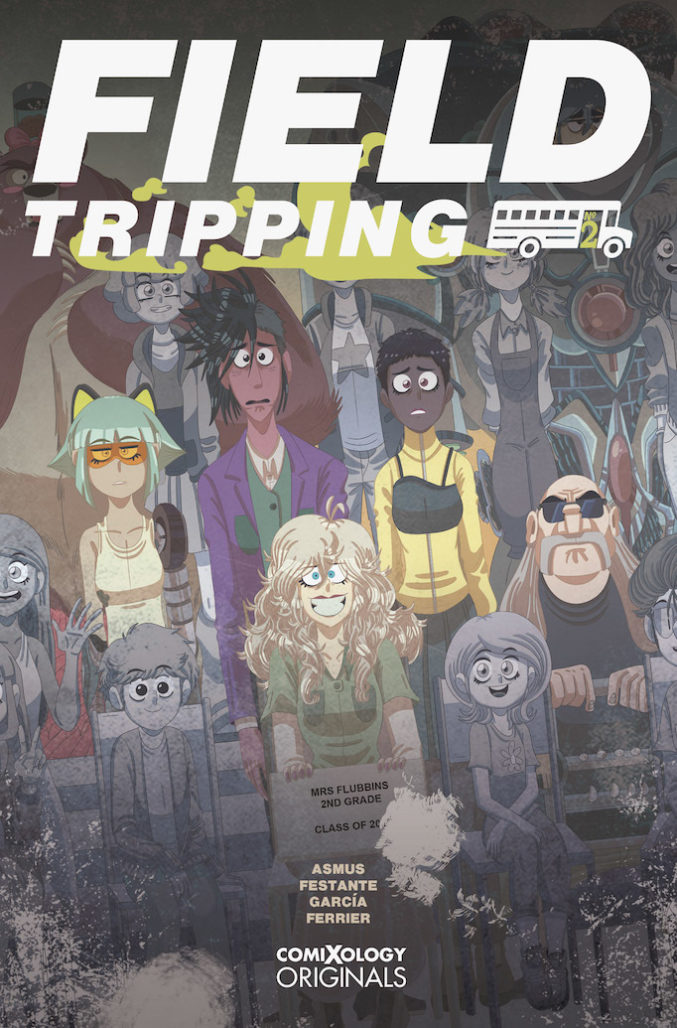 field tripping comic 2