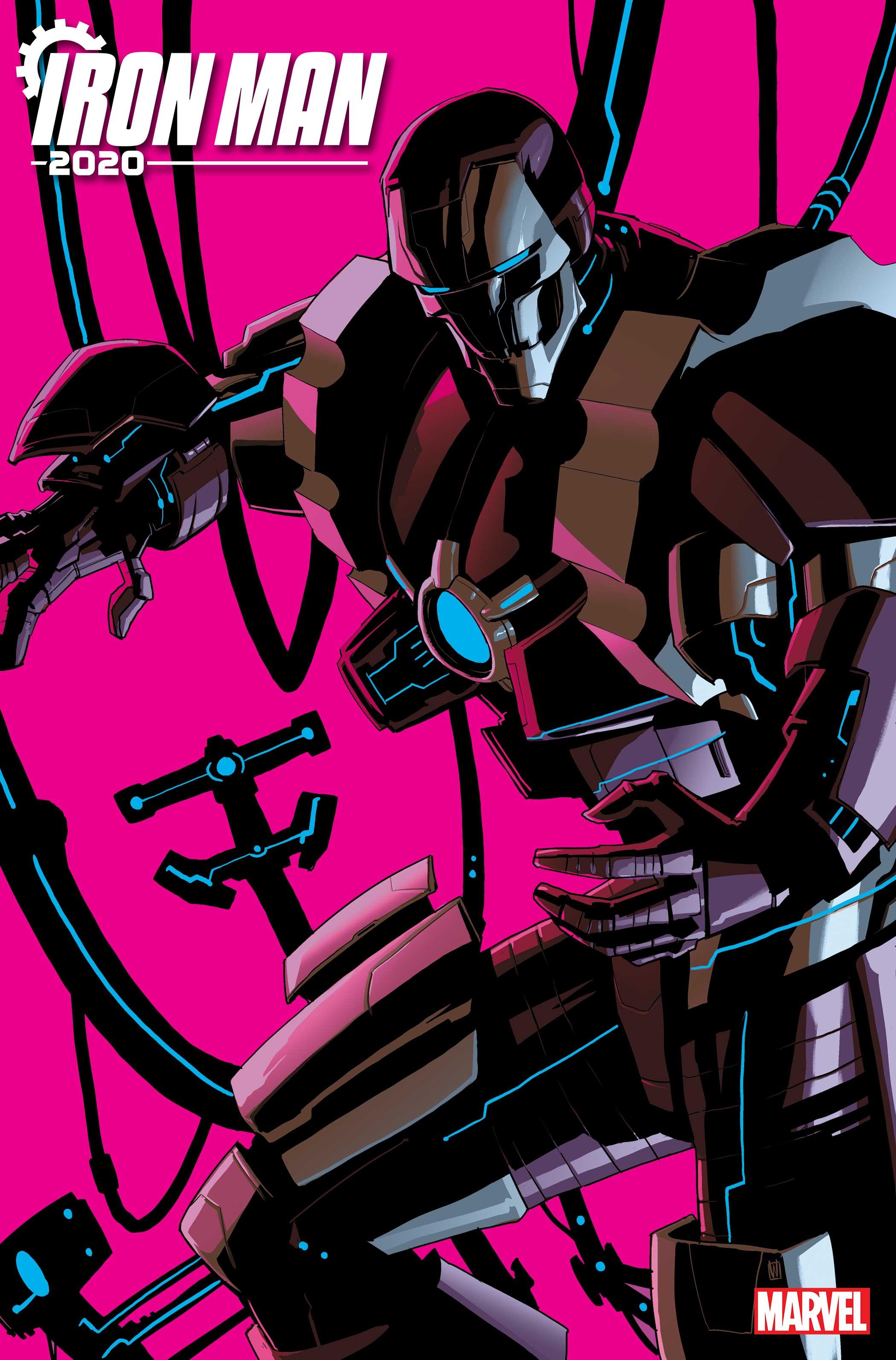 Next Big Thing: Iron Man 2020