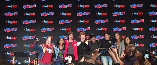 NYCC '19: Women of Marvel panel inspires its audience
