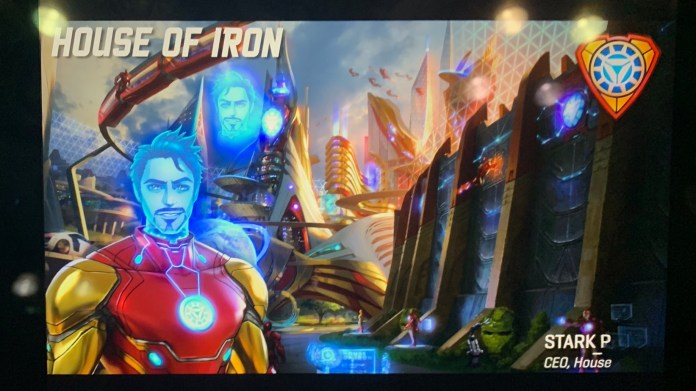 House of Iron from Marvel Realm of Champions