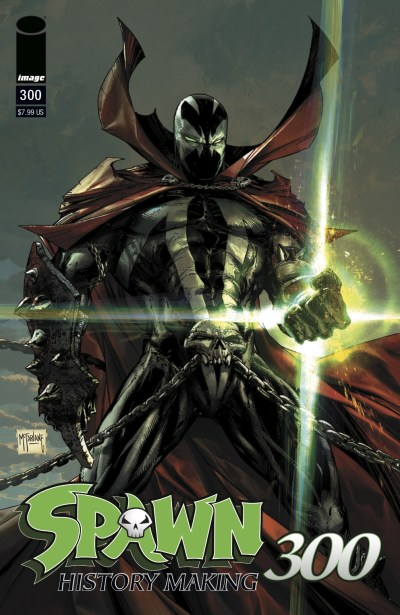JUN190014 - (USE AUG199201) SPAWN #300 CVR A MCFARLANE - HR_787794.jpg