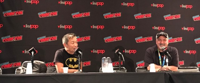NYCC '19: Jim Lee, Brad Metlzer to team on story about Batman, real-life war hero
