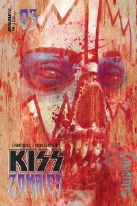 Kiss: Zombies #3