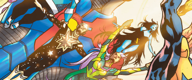 DC ROUND-UP: 1,000 years later, MILLENNIUM #2 delivers the Legion