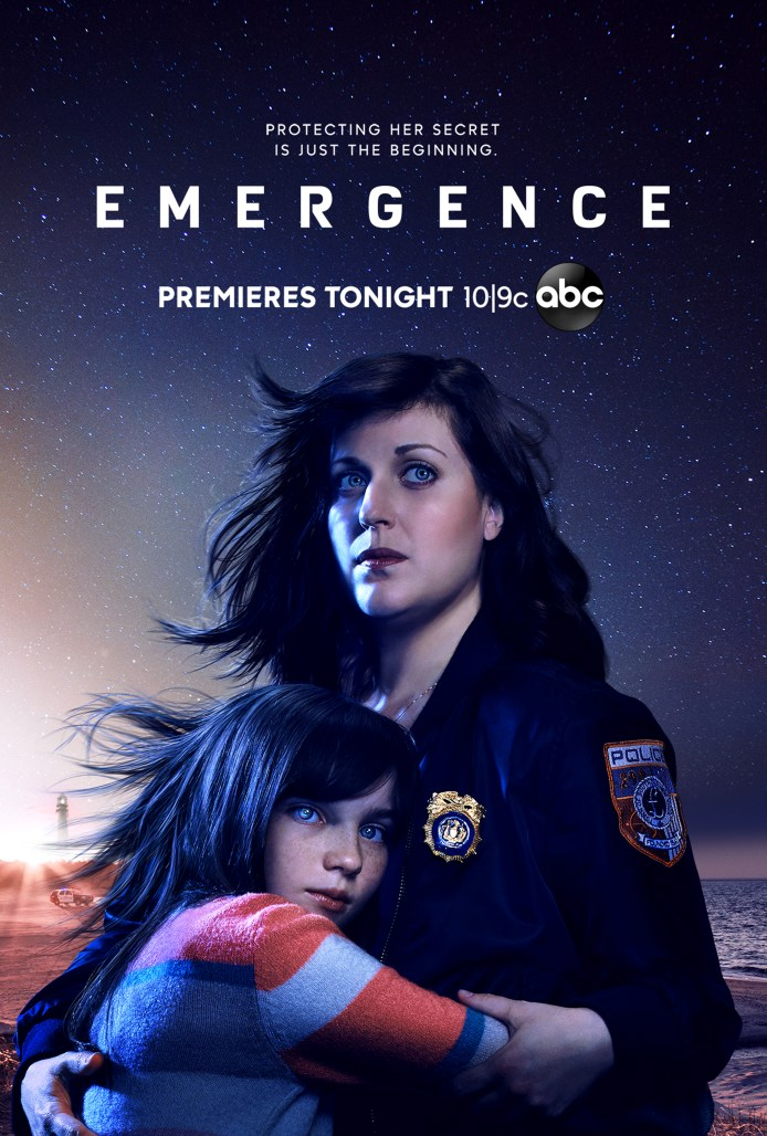 Emergence Cast Show Poster