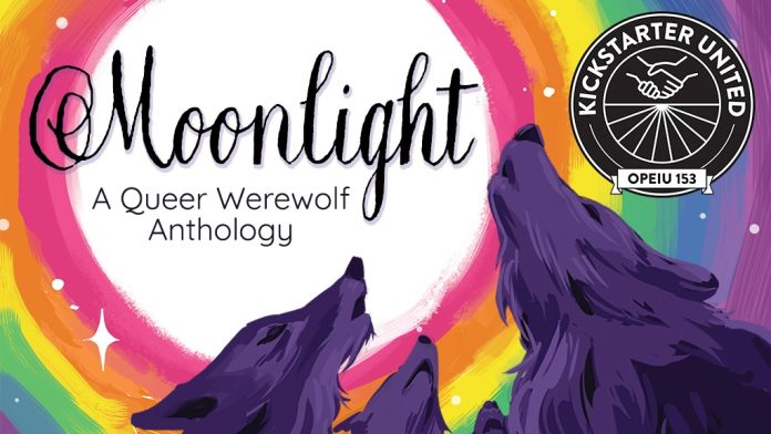 Moonlight: A Queer Werewolf Anthology