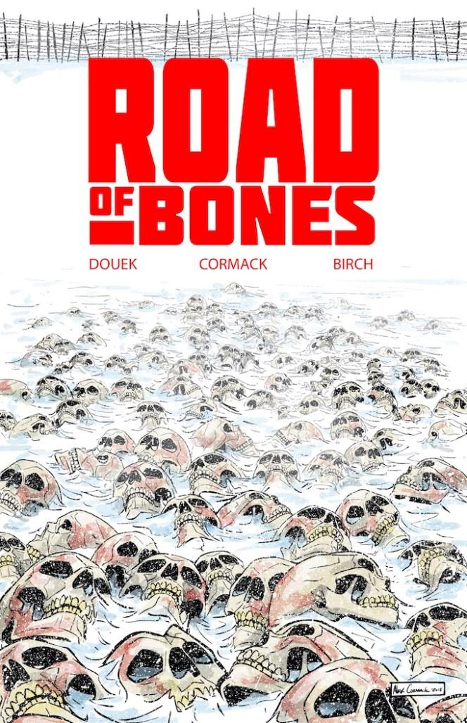 Alex Cormack comics cover