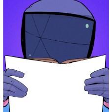 Saga Bookplate
