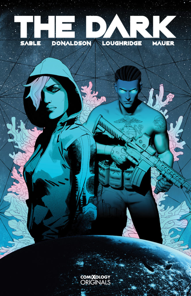 the dark comixology cover