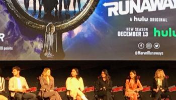 Runaways Season 3 Panel