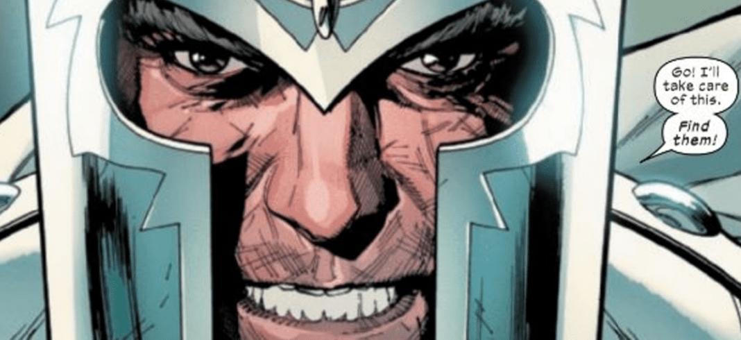 Magneto HiX-Men