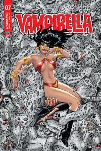Dynamite January 2020 solicits: Vampirella #7