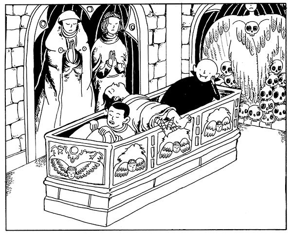 The Vampire Children