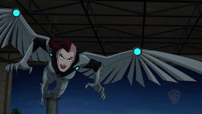 Silver Swan Wonder Woman: Bloodlines clip