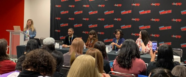 NYCC '19: When it's more than teen angst: Trauma in speculative YA fiction