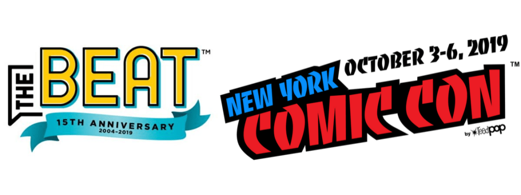 NYCC 2019: Thursday's Comic Con news