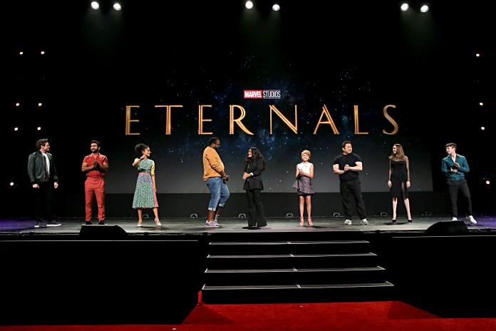 eternals marvel studios announcement