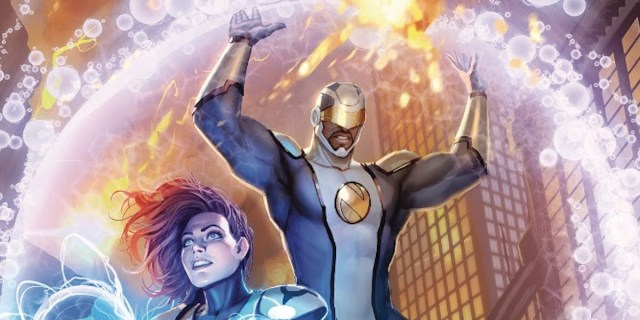 NYCC '19: Gail Simone to debut CATALYST PRIME: SEVEN DAYS