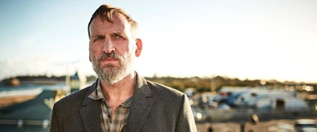 Christopher Eccleston in The Leftovers