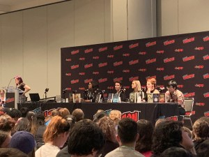 fantasy writers panel