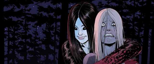 A Year of Free Comics: WITCH CREEK ROAD is your favorite survival horror movie in comic form