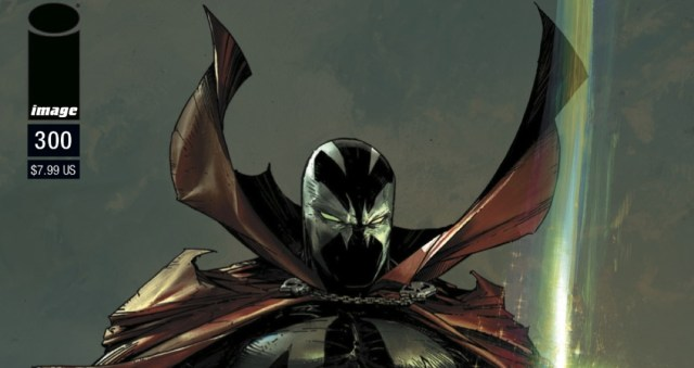 Sales Charts: Spawn #300 ruled in September