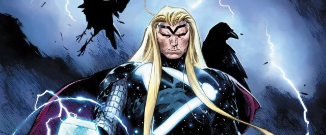 Marvel unveils Donny Cates's THOR #1, an all new STAR WARS #1, and more for January