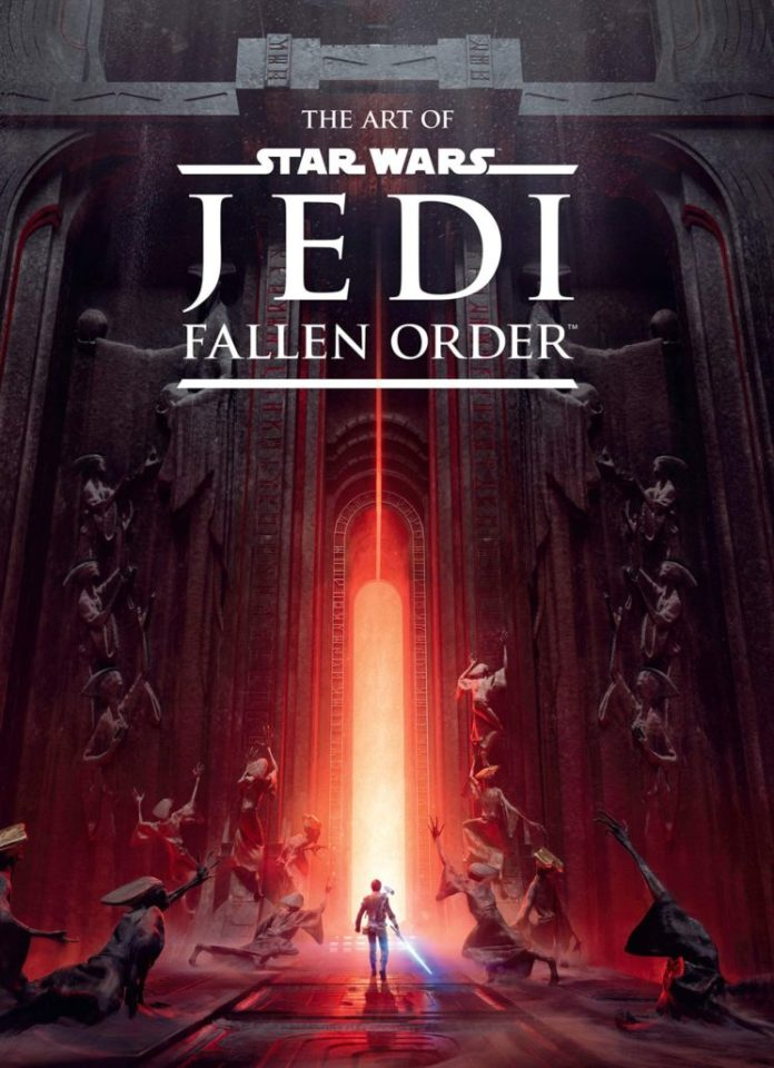 Art of Jedi Fallen Order review cover