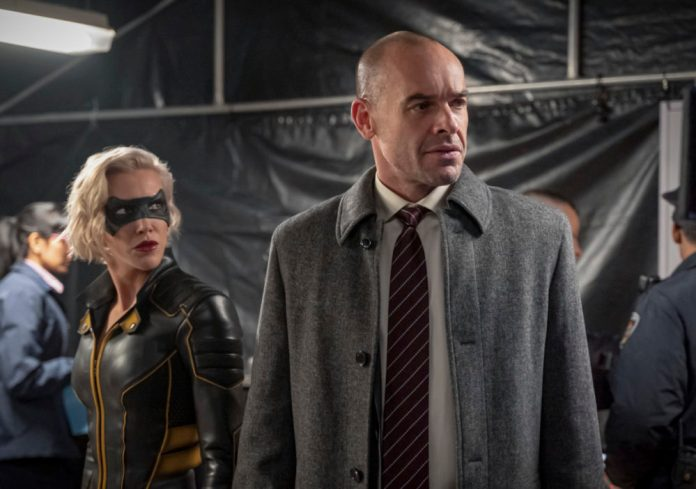 From ARROW S8E6; Photo: The CW.