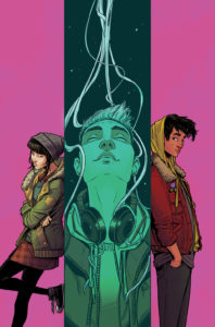 BOOM! Studios February 2020 solicits: Alienated #1