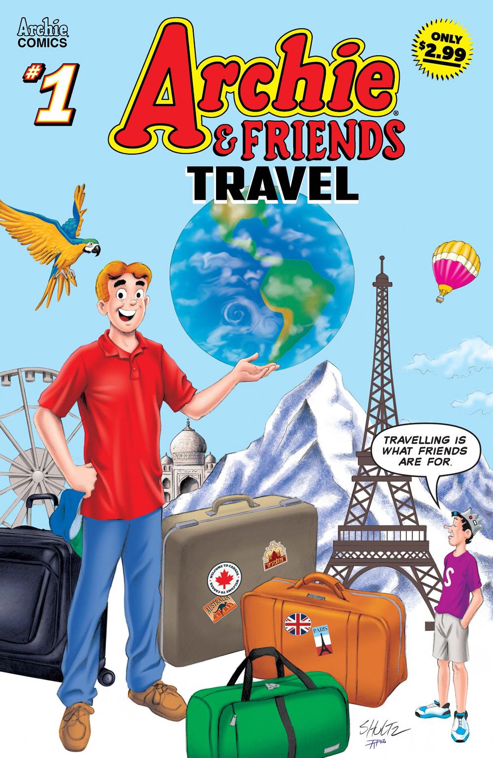 Archie & Friends: Travel