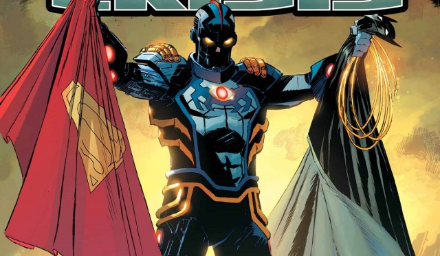 DC ROUND-UP: The INFINITE CRISIS, now with more Beetle!