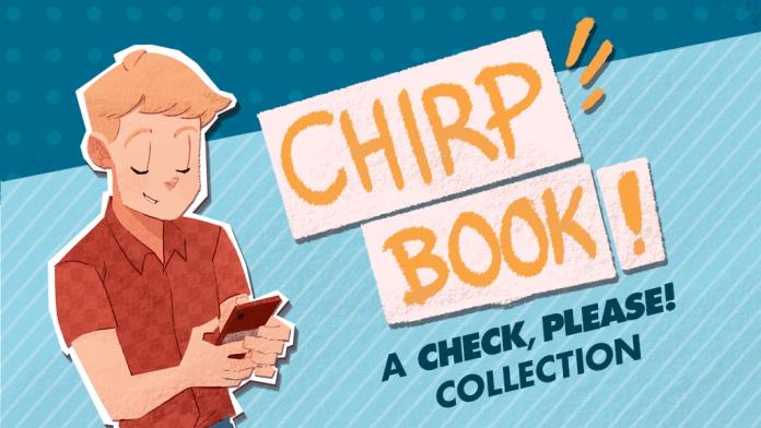 ✔ Check, Please!: Chirpbook