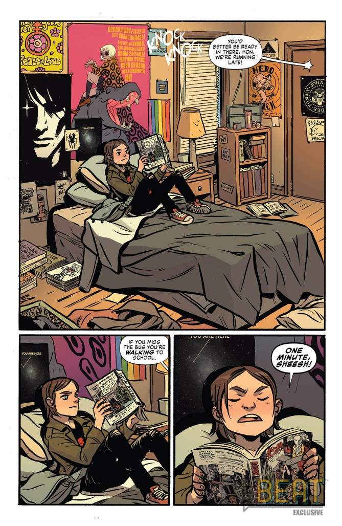 Doom Patrol: Weight of the Worlds #5 Preview Interior