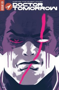 Valiant February 2020 solicits: Doctor Tomorrow #1