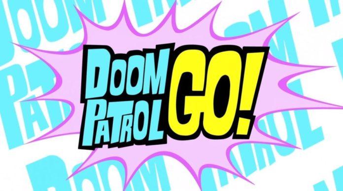 Doom Patrol Teen Titans Go