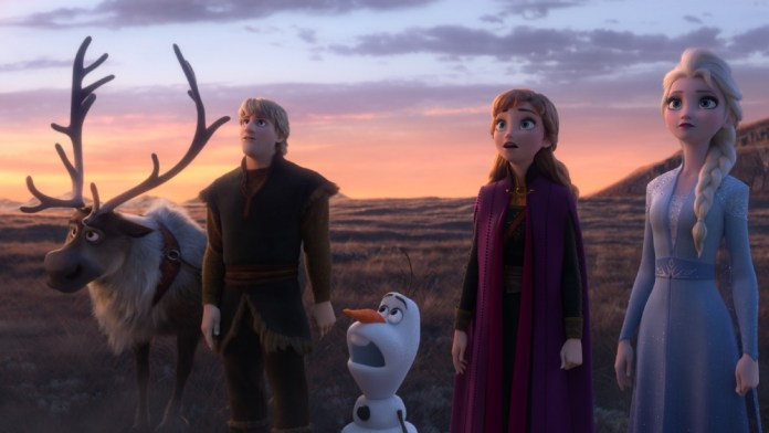 Box Office Preview – Disney's FROZEN 2 heats things up for the holidays