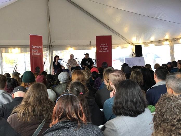 2019 Portland Book Festival Panel