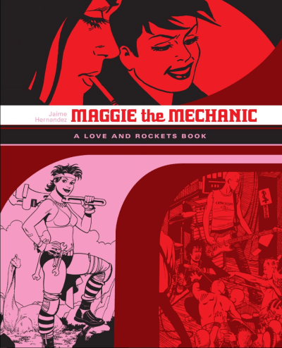Maggie the Mechanic cover