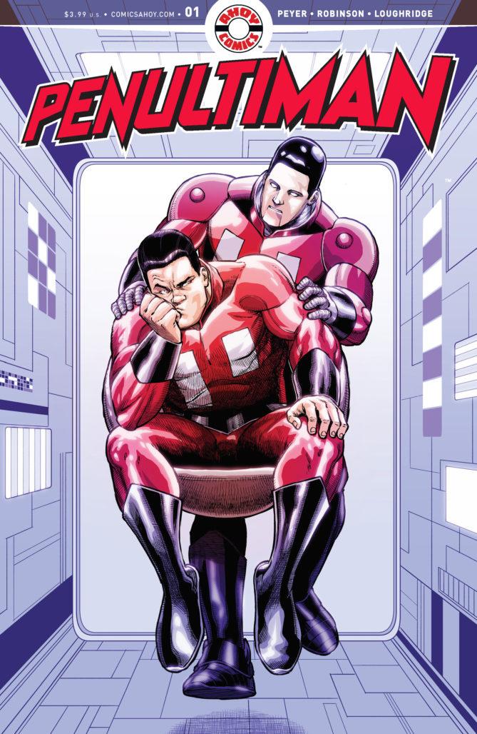 AHOY Comics Wave 4